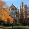 Art Building UW Campus in Fall